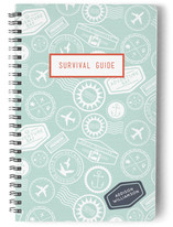 Travel Survival Guide Notebooks