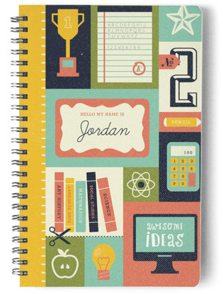 School's In Day Planner, Notebook, or Address Book