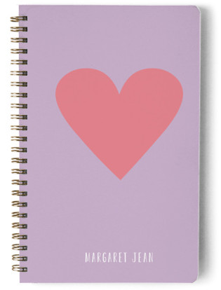 My Heart Day Planner, Notebook, or Address Book