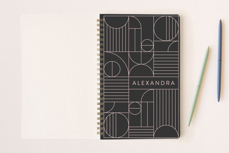 Bauhaus Slate Notebooks