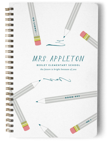 Appreciation Day Planner, Notebook, Or Address Book