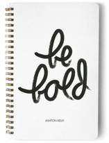 Bold Statement Notebooks