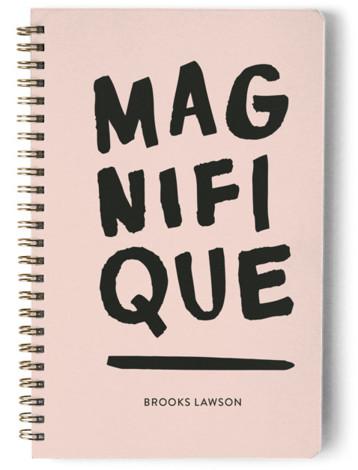 Magnifique Day Planner, Notebook, Or Address Book