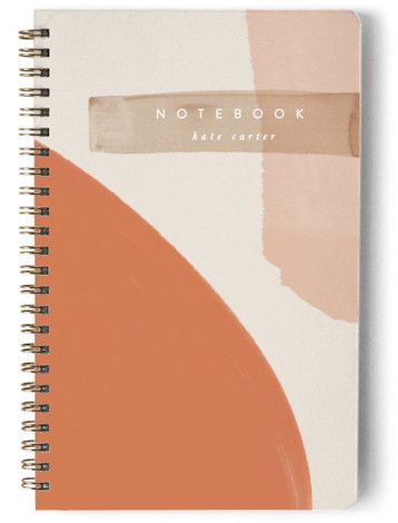 Moody Senset Day Planner, Notebook, Or Address Book