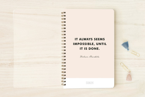 Initial Quote Notebooks