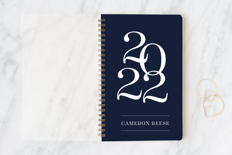 Bold Year Notebooks