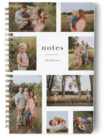 Editorial Day Planner, Notebook, Or Address Book