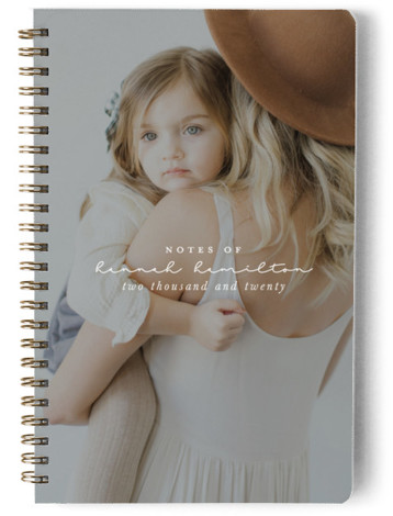 Modern Notes Day Planner, Notebook, Or Address Book