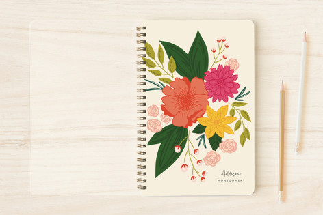Bloomed Notebooks