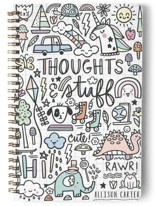 Thoughts & Stuff by Noonday Design