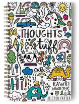 Thoughts & Stuff Notebooks