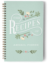 Recipe Keepsake by Oma N. Ramkhelawan