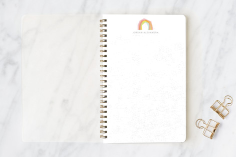 Rainbow Play Notebooks