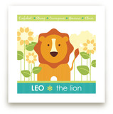 Zodiac Baby Leo by Lisa Seng