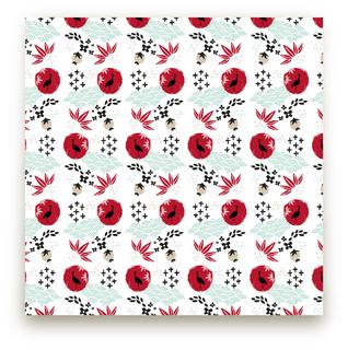 Japanese Springtime Fabric