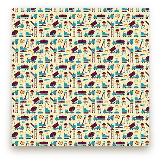 Little Builders Fabric