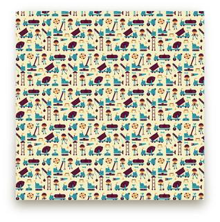 Little Builders Fabric