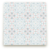 Floral Tiles by Kristen Smith