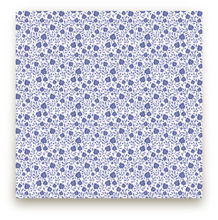 Falling Florals Fabric