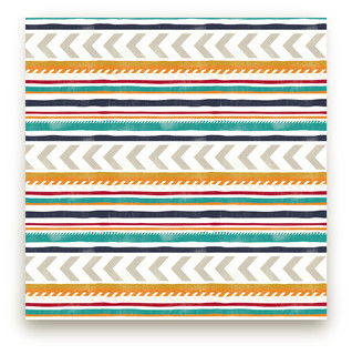 Beach Blanket Stripe Fabric