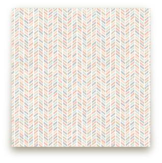 Tiled Chevrons Fabric