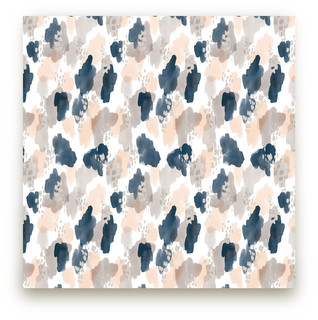Painterly Splash Fabric