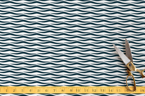 Camouflage in the deep Sea 5 Fabric