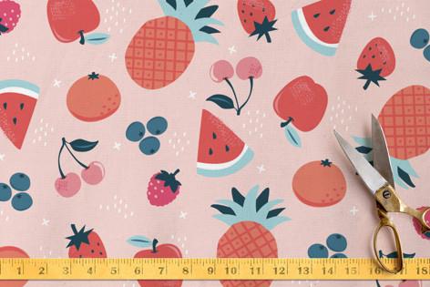 Tutti Frutti Fabric