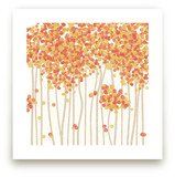Nature's Confetti by Inkblot Paper