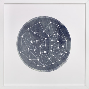 Constellation Nursery Art Print