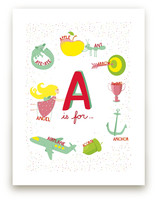 A is For