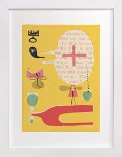 Fun Games That Make You Laugh Nursery Art Print