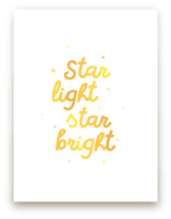 Star Light Star Bright by Lea Delaveris