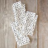 Soft Stamped Triangles by Susie Allen