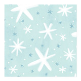 Handdrawn Snowflakes by Hooray Creative