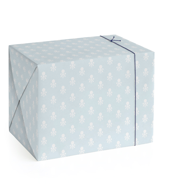 Petite Rattle Wrapping Paper