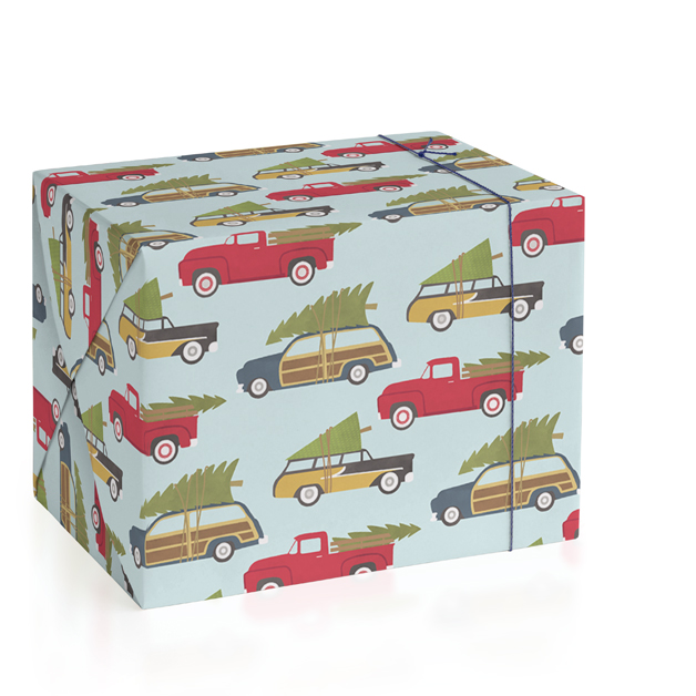 I'll be home for christmas Wrapping Paper