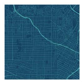 LA Road Wrap