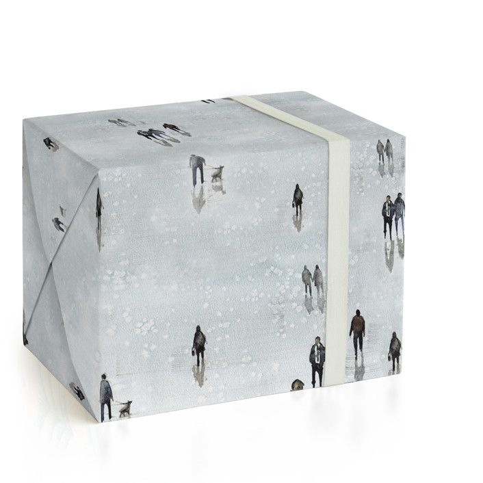 Melancolia Wrapping Paper