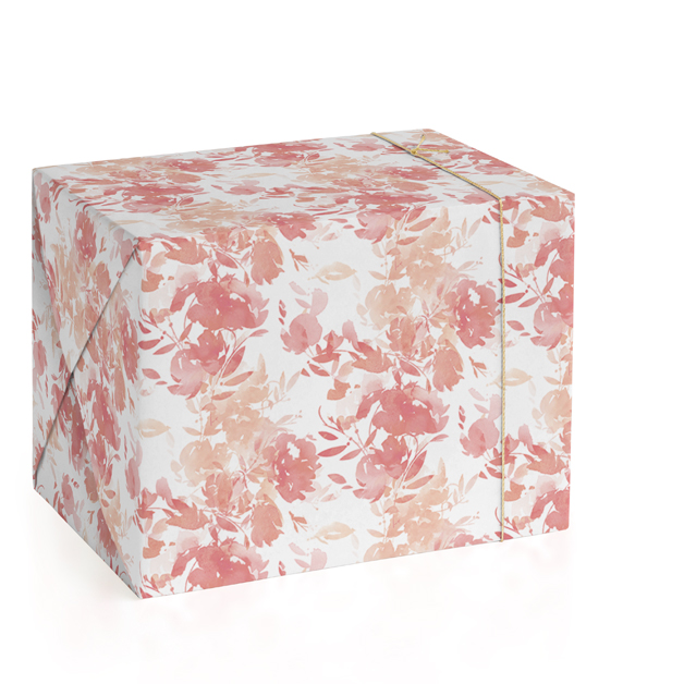 Floral Garden Wrapping Paper