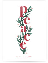 Peace Florals by Mayflower Press