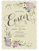 Springtime Easter Brunch