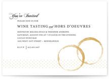 Vino Party Invitations