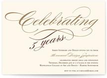 Savvy Celebration Party Invitations