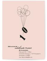 Ten Balloons