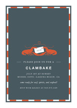 The Maine Event Party Invitations