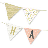 Arrowhead Pastels Personalizable Bunting Banners