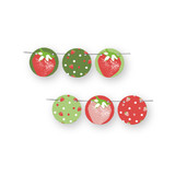 Strawberry Love Circle Garlands