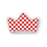 Vintage Race Car Party Crowns