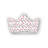 Vintage Milk Party Crowns